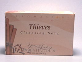 THIEVES CLEANSING SOAP (Aromatherapy soap bar)