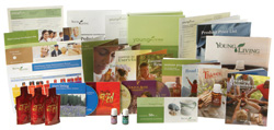 Start Living Enrollment Kit