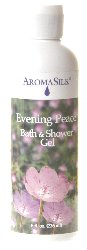 EVENING PEACE SHOWER GEL (Aromatherapy bath & shower)